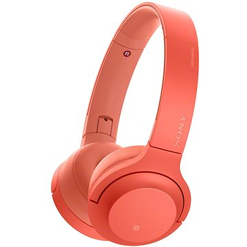 Sony Hi-Res WH-H800 červená (WHH800R.CE7)