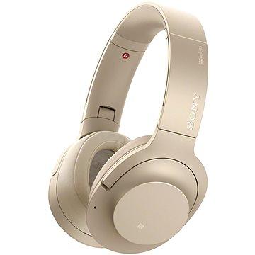 Sony Hi-Res WH-H900N zlatá (WHH900NN.CE7)