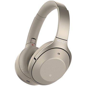 Sony Hi-Res WH-1000XM2 béžová (WH1000XM2N.CE7)