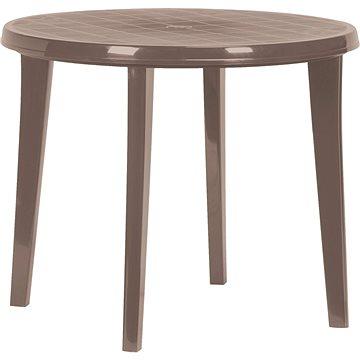 ALLIBERT Stůl LISA cappucino (221287)