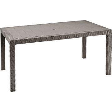 ALLIBERT Stôl MELODY cappucino(17/111)