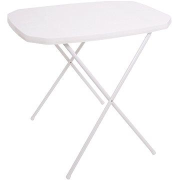 ROJAPLAST Stôl 53 × 70 Camping biely(604/1)