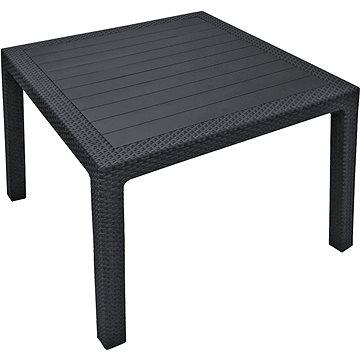 ALLIBERT Stôl MELODY QUARTED grafit(210672)