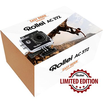 Rollei ActionCam 372 Easy Rider Edition (AC372/Easyrider)