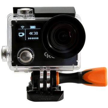Rollei ActionCam 430 WiFi černá (40302) + ZDARMA Paměťová karta Patriot Micro SDHC 16GB Class 10 LX Series + SD adaptér Brašna Rollei oranžová v hodnotě 790 Kč