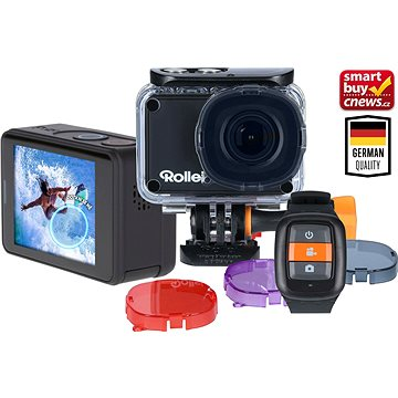Rollei ActionCam 560 Touch černá (40322)