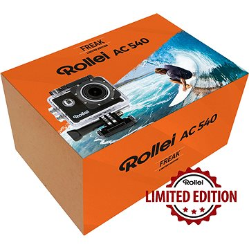 Rollei ActionCam 540 Freak Edition (AC540/Freak)