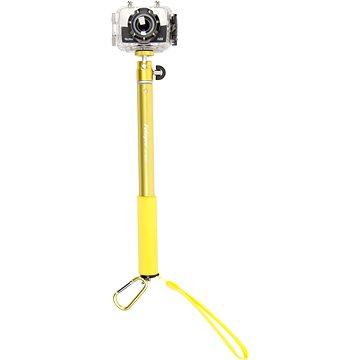 Rollei univerzální prodlužovací tyč žlutá (20576)