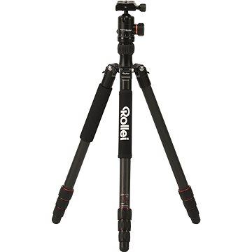 Rollei C5i karbon černý (22610) + ZDARMA Batoh na fotoaparát Rollei batoh na zrcadlovku a příslušenství 10L