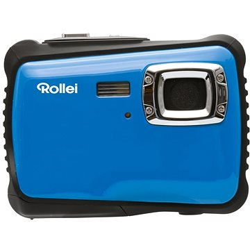 Rollei Sportsline 64 Světle modro-černý (10068)