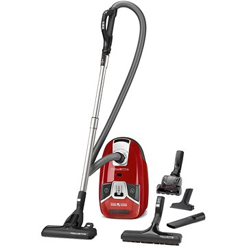 Rowenta Silence Force Compact AAAA Animal Care RO6383EA + ZDARMA Mop VILEDA UltraMat set BOX