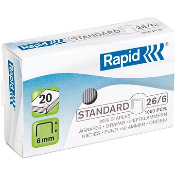 RAPID Standard 26/6 (24861300)