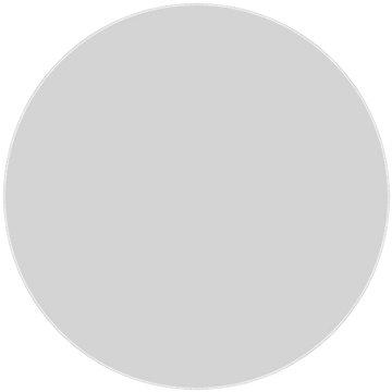 RS OFFICE Ecoblue - průměr 90cm, tvar K (08-090R)