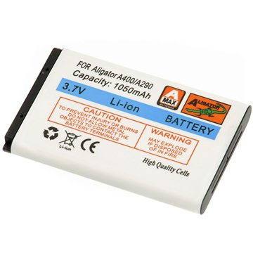 Akumulátor pro Aligator A290 / A330 / A400 / A500 / R5 (A500BAL)