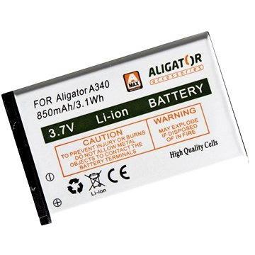 Akumulátor pro Aligator A340 (A3400BAL)