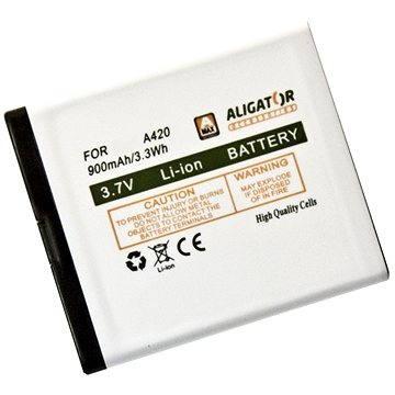 Akumulátor pro Aligator A420 / V500 (A420BAL)