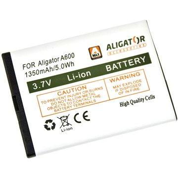 Akumulátor pro Aligator A600 (A600BAL)
