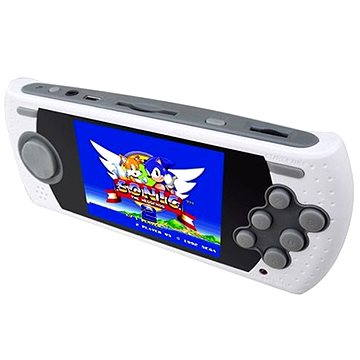 SEGA Mega Drive Ultimate Retro Games Handheld - 25th Sonic the Hedgehog Anniversary Edition (FG-SE41-HHC-EFIGS)