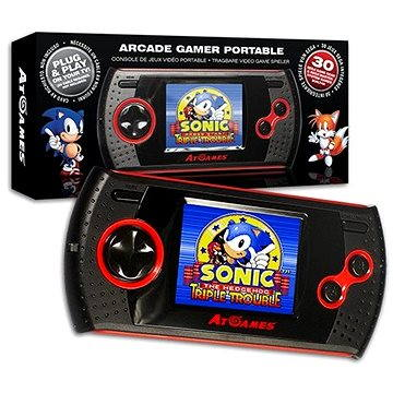 SEGA Master System / Game Gear Handheld Console (FG-SE16-HHC-EFIGS)