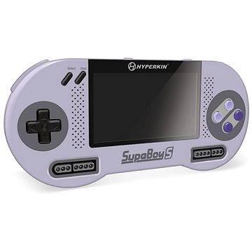 SupaBoy S SNES Portable Console (FG-SPBSHHCEFIGS)