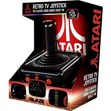 Atari TV Plug & Play Joystick AV (5060201658009)