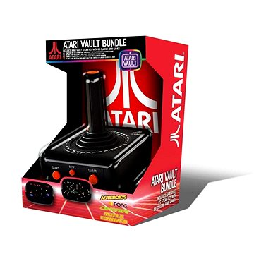 Atari Vault Bundle with USB Joystick (5060201658047)