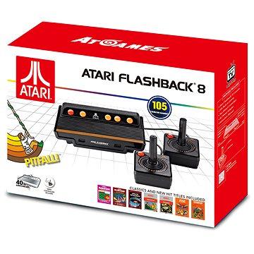 Retro konzole Atari Flashback 8 Classic 2017 (0857847003783)