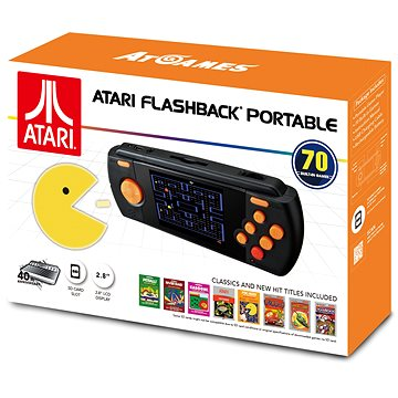 Retro konzole portable Atari Flashback 2017 (0857847003813)