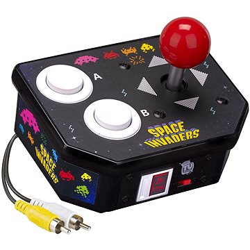 Atari Space Invaders TV Plug and Play (039897338361)