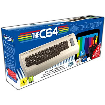 Retro konzole Commodore C64 Maxi (4020628739768)