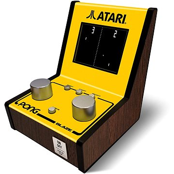 Retro konzole Atari Pong Mini Arcade (5 in 1 Retro Games) (5060201659983)