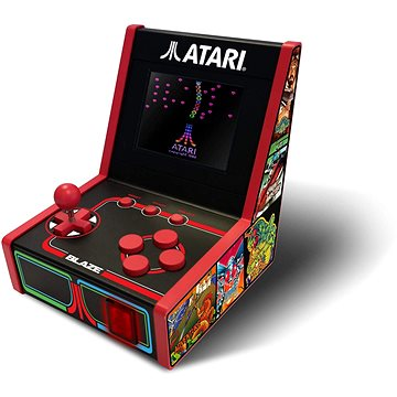 Retro konzole Atari Centipede Mini Arcade (5 in 1 Retro Games) (5060201659976)