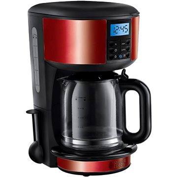 Russell Hobbs Legacy Red Coffeemaker 20682-56 (23170016001) + ZDARMA Dárek Sítko na čaj Russell Hobbs