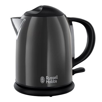 Russell Hobbs Grey Compact Kettle 20192-70 (23154016001)