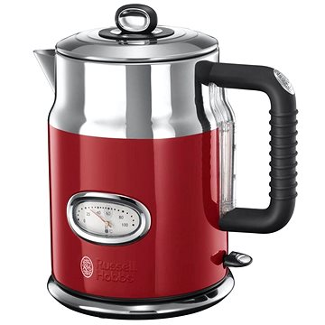 Russell Hobbs Retro Red Kettle 21670-70 (23372016001)