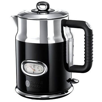 Russell Hobbs Retro Black Kettle 21671-70 (23373016001)