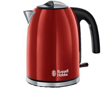 Russell Hobbs 20412-70/RH Colours+ Kettle Red 2,4kw (23405016002)