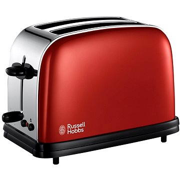 Russell Hobbs Colors Flame Red Toaster 18951-56 (20884036003)