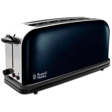 Russell Hobbs Long Slot Toaster Royal Blue 21394-56 (23250034001)