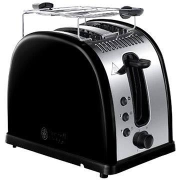 Russell Hobbs Legacy 2SL Toaster - Black 21293-56 (23200036002)
