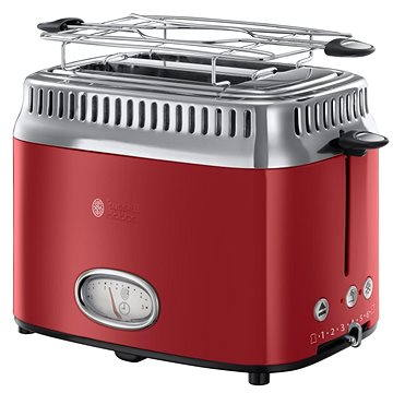 Russell Hobbs Retro Red 21680-56 (23370036001)