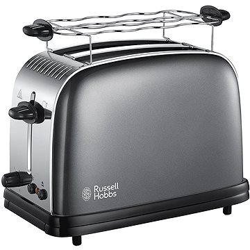 Russell Hobbs 23332-56/RH Colours Grey 2 Slice Toaster (23387036002)