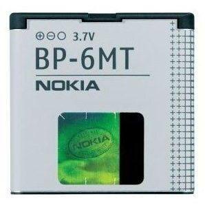 Nokia BP-6MT Li-Ion 1050 mAh Bulk (02701H8 Bulk)