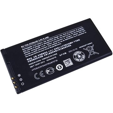 Nokia BV-T5A 2220mAh Li-Ion (Bulk) (8592118802604)