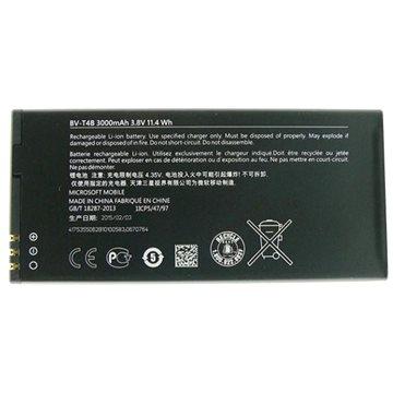 Nokia BV-T4B 3000mAh Li-Ion (Bulk) OEM (8592118812740)