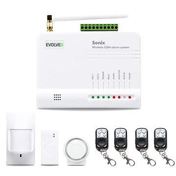 EVOLVEO Sonix - Bezdrátové zabezpečení majetku (ALM301)