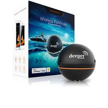 Deeper Fishfinder - Rybářský sonar (4779032950114) + ZDARMA Digitální předplatné KAPR A KAPŘÍ SVĚT - Aktuální vydání od ALZY