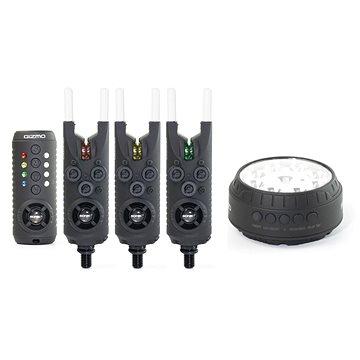 Sonik Gizmo 3 + 1 Alarm + Bivvy Lamp(5055279518171)