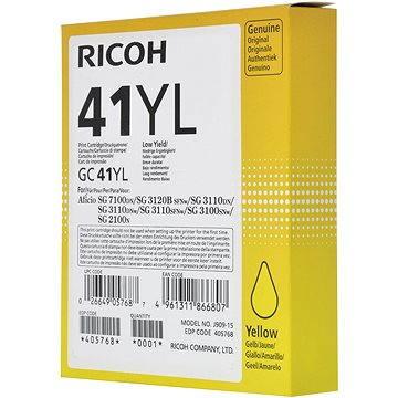 Ricoh GC41YL - originální