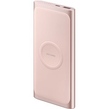 Samsung Wireless Battery Pack 10000mAh Pink (EB-U1200CPEGWW)